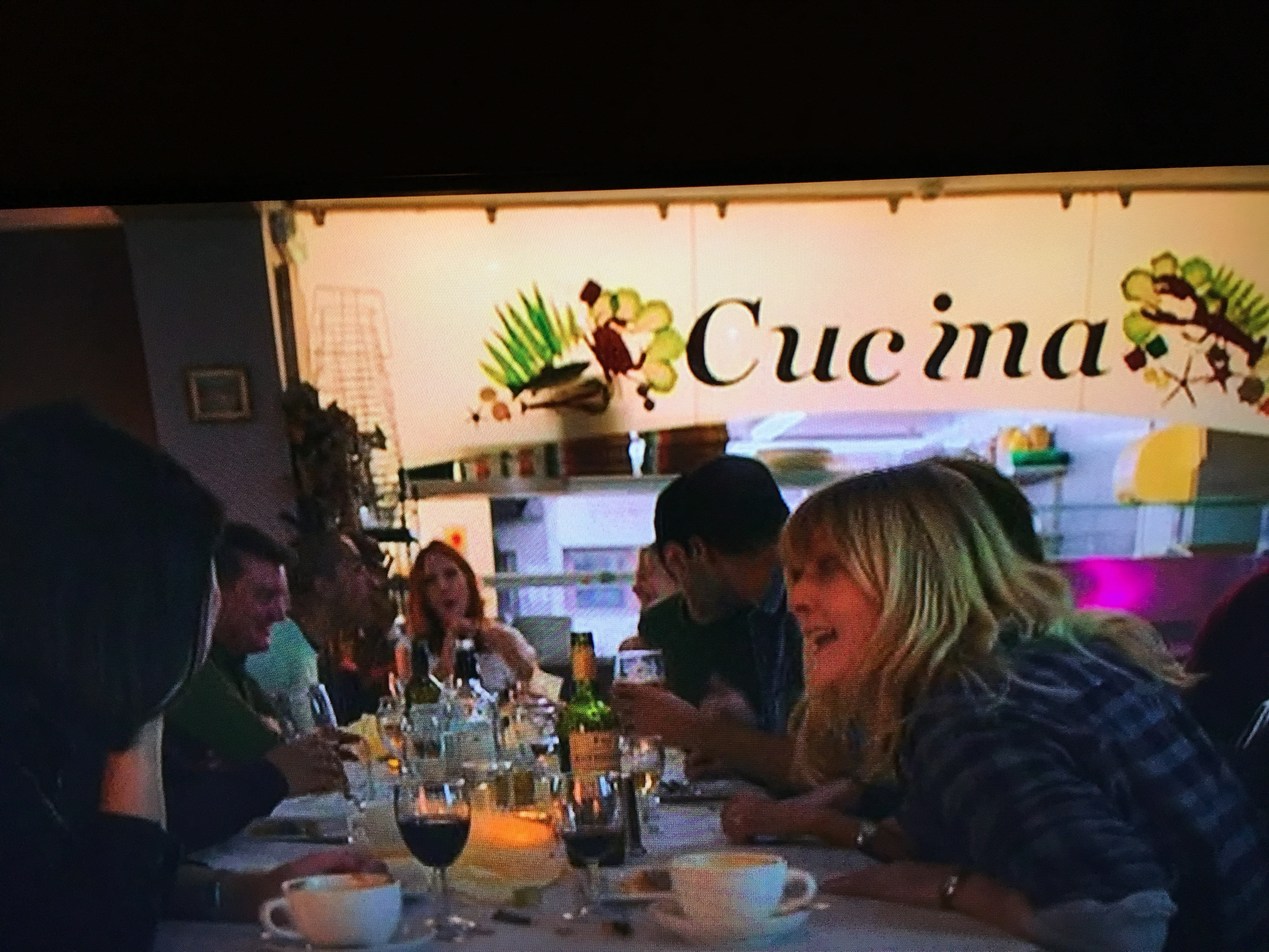 Bbc's Happy Valley Films At Grappolo Grappolo Restaurant » Authentic  Italian Food In Lockwood, Huddersfield